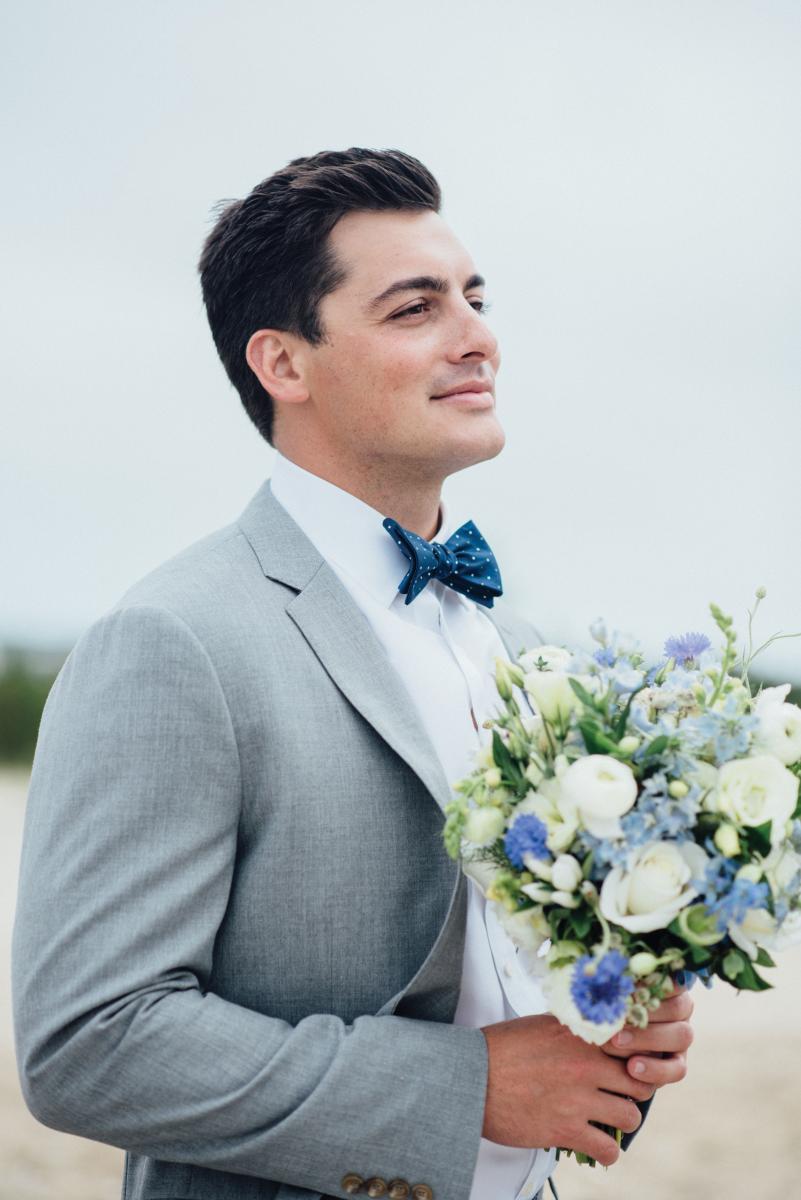 Our Cover Stars: Amanda & Pete | Island Weddings